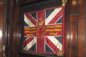 Colours of the Inns of Court Regiment