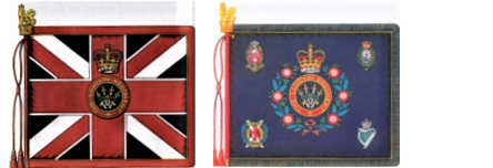Colours of The London Regiment