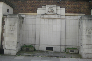 Memorial 22nd (County of London) Battalion TLR (The Queens)