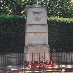 Memorial 24th (County of London) Battalion TLR (The Queens)
