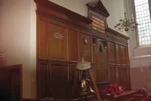 Memorial 6th (City of London) Battalion TLR (City of London Rifles)